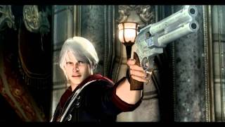 Devil May Cry 4 Nero Vs Dante First Meet (HD) (30fps)