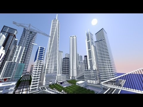 Minecraft New York City Map Free Download Playithub Largest