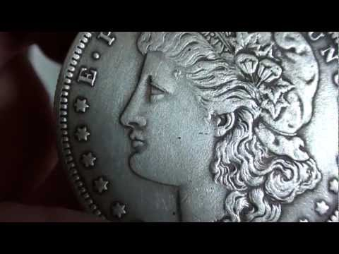 Morgan Silver Dollar Fake!