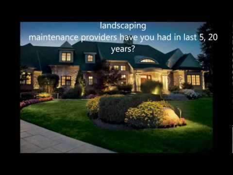How to Find Good Landscaper in Washington State. Residential and Commercial Contractor