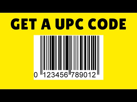How To Get A UPC Code For Your Amazon Products | By Ben Laing (Amazon Goldrush)