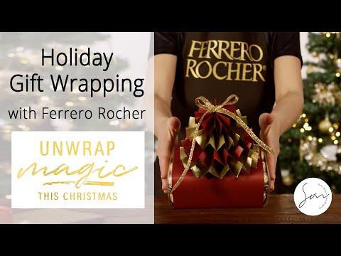 Ferrero Rocher ~Unwrap Magic This Christmas~