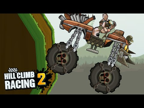 Hill Climb Racing 2 | The Bouncing Event | Gameplay