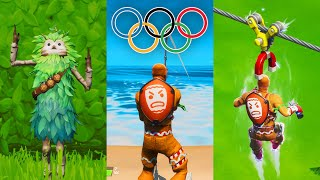 The Fortnite MEME Olympics