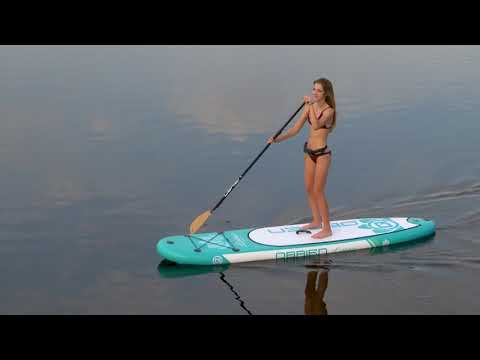 2018 O'Brien Lotus Inflatable SUP