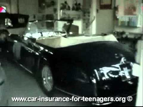 Car Parts Ireland - Classic Auto / Vintage Cars Video