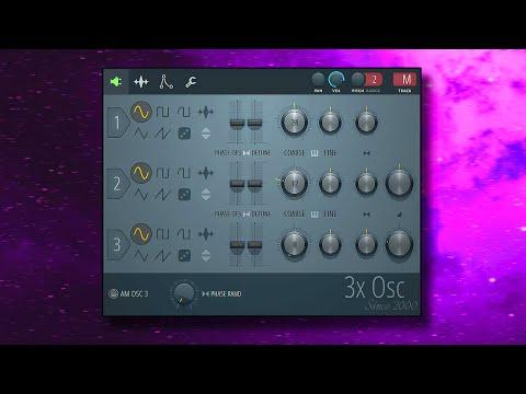 Xxx Mp4 Создаем Бит Используя ТОЛЬКО 3x OSC в Fl Studio 3gp Sex