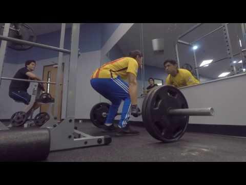 Football/Soccer Training | Workout #1 Legs & Abs