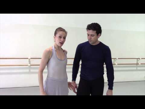 Flip from One Arabesque to the Other, a How To by Prima Ballerina, Jennifer Carlynn Kronenberg