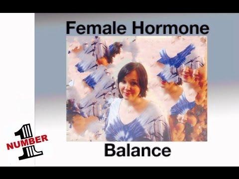Female Hormone Balance And Women's Healthy Hormones   Balancing Hormones In Women