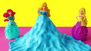 Diy Fluffy Slime Princess Dress How To Make Slime With Shaving Cream