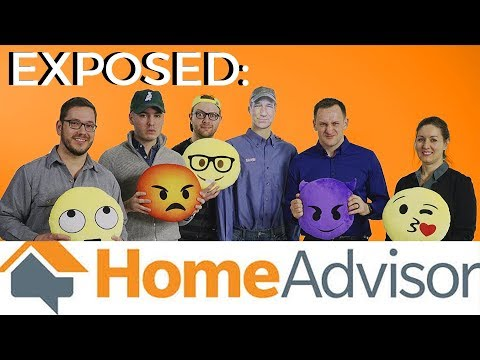 HomeAdvisor Fraud Model EXPOSED lawsuit, BBB time to stop