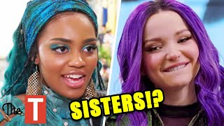 Descendants 3: Mal And Uma Are Secretly Related Theory