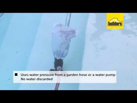 How An Underwater Vacuum Works