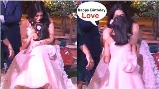 Aishwarya Rai's CUTE Video At Daughter Aardhya Bachchan's Birthday Party
