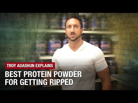 Best Protein Powder For Men Who Want To Get Ripped Six Pack Abs