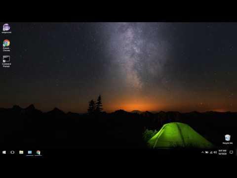 Install latest Apache Tomcat 9 server in windows10