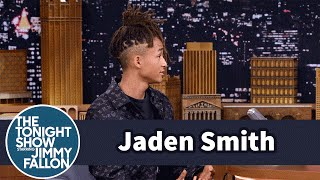 Jaden Smith and Jimmy Plan a Smith-Fallon Family Road Trip