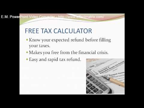 Get Perfect Solution of Online Tax Return Preparation