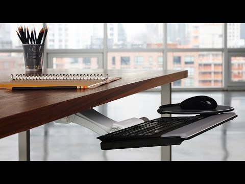 Humanscale Keyboard Tray Systems Review