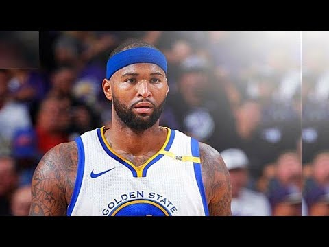 DeMarcus Cousins Signs With Warriors! Joins Stephen Curry and Kevin Durant
