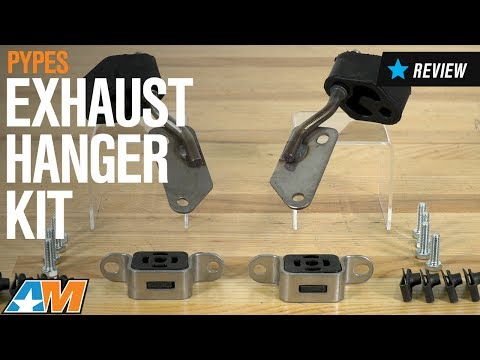 1999-2004 Mustang Pypes Exhaust Hanger Kit Review