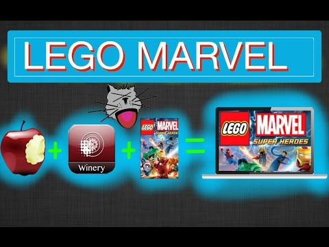 Lego Marvel Super Heroes para Mac // Lego Marvel Super Heros for Mac