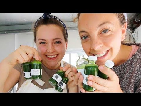 WE JUICED WHEATGRASS ON THE CT7 (cold pressed)