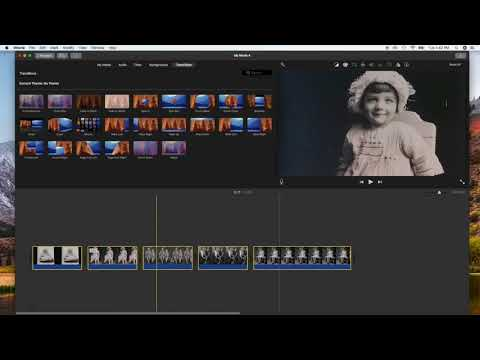 iMovie- Apply the Same Length Adjustment to Multiple Clips or Images