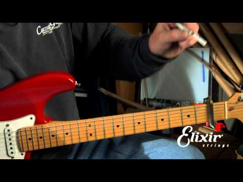 Setting Up Your Stratocaster Guitar: Adjusting The Truss Rod (Step 1 of 4)