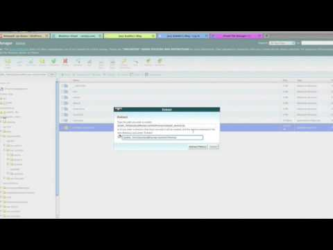 How To Install A Wordpress Theme Through cPanel