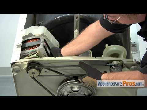 Washer Pump Belt (part #211124) - How To Replace