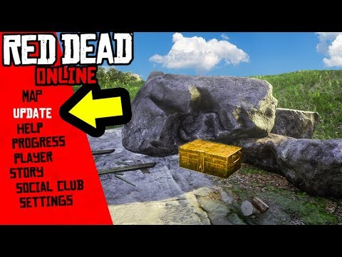 Xxx Mp4 NEW Red Dead Online Update Mountain Side TREASURE FOUND Free Gold Map 3gp Sex