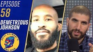 Demetrious Johnson on fighting in Asia, Henry Cejudo, ONE Grand Prix | Ariel Helwani's MMA Show