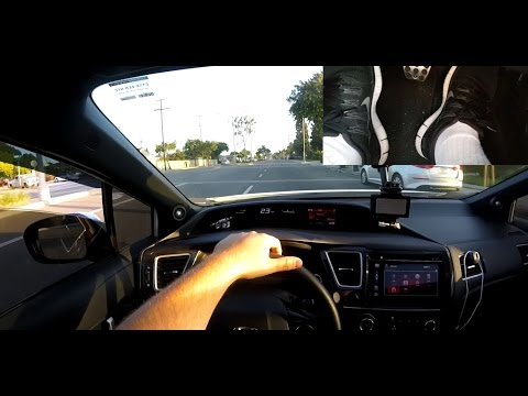 How to Shift Smoothly | 2015 Honda Civic Si
