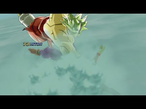 Dragon Ball Z: Budokai 3 (HD Collection) - Broly's Dragon Universe (Alternate Ending)