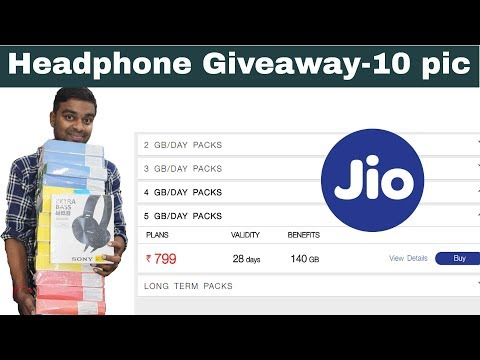 Giveaway 10 Winners, Jio 5GB/Day, Xiaomi MI 8, MediaTek Helio P22, Tech Prime #145