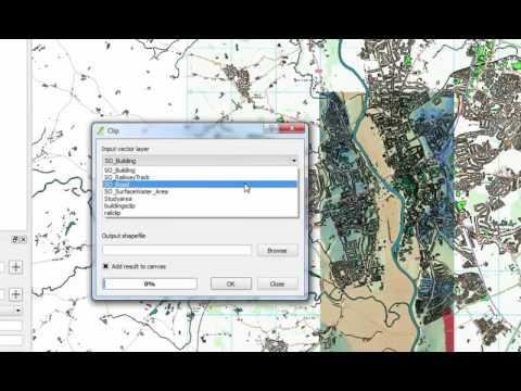 QGIS Flood Risk Mapping Walkthrough