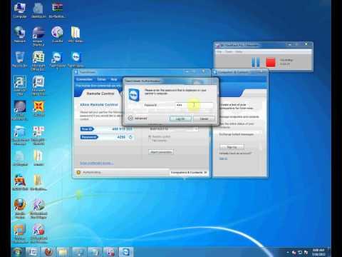 TeamViewer 7 va VNC
