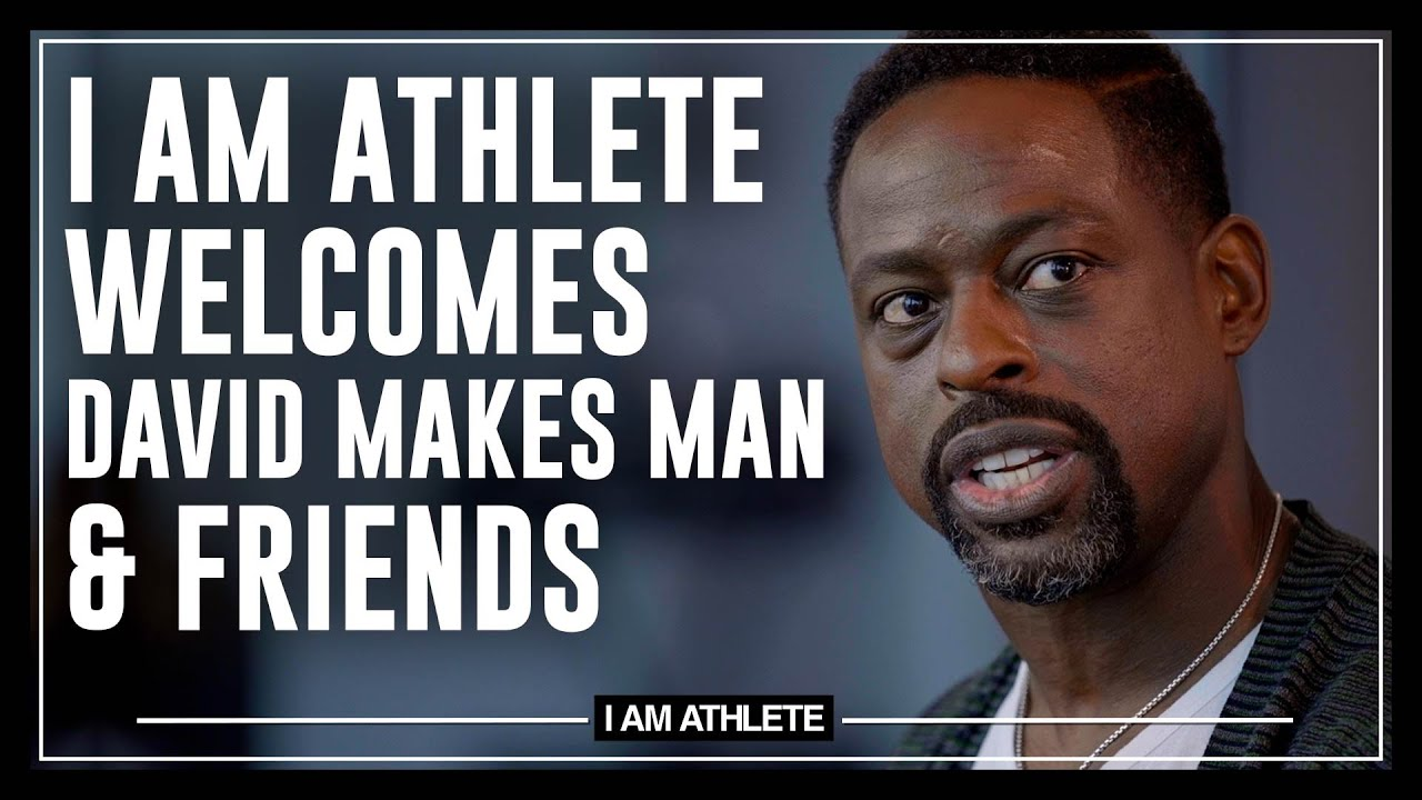 I Am Athlete Welcomes OWN's David Makes Man & Friends | I AM ATHLETE w/Brandon Marshall & More