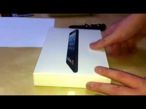 Моя пятая посылка планшет Ipad mini 16 GB из Китая!Ebay