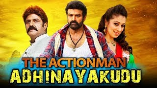 The Actionman Adhinayakudu (Adhinayakudu) Telugu Hindi Dubbed Movie | Balakrishna, Raai Laxmi