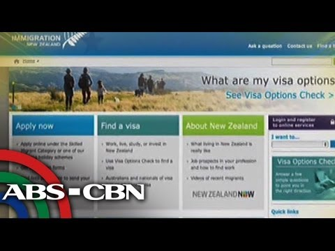 New Zealand issue working holiday visa for Pinoys
