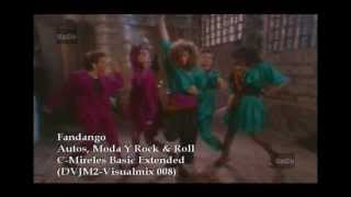 *AUTOS, MODA Y ROCK AND ROLL* EXTENDED MIX - FANDANGO - 1987 - (REMASTERIZADO)