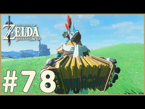 Zelda: Breath Of The Wild - Kass (78)