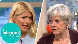 "Ann Widdecombe Believes the #MeToo Movement Is ""Trivial Whinging"" 
