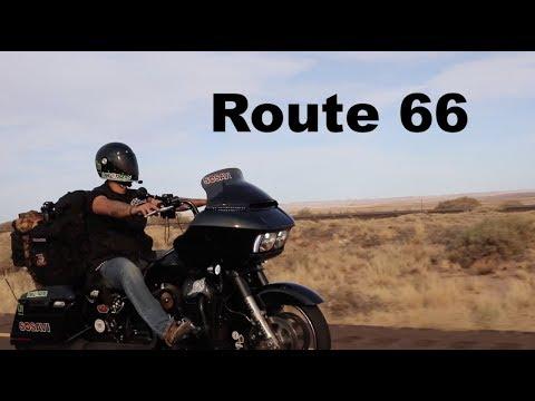 Route 66 NM / AZ / Day 1