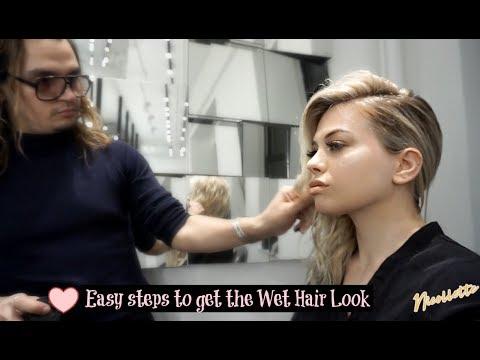 Vlog 3 | Hair Color - Wet Hair Look - Makeup - Performing | Nicollette