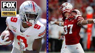 Big Ten Week 3: Ohio State & Nebraska roll, teams on upset alert | FOX COLLEGE FOOTBALL