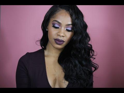 Bold Holiday Cut Crease Makeup Look! | Dana Alexia